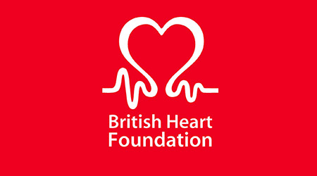 British Heart Foundation Leaflet Printing Stoke on Trent
