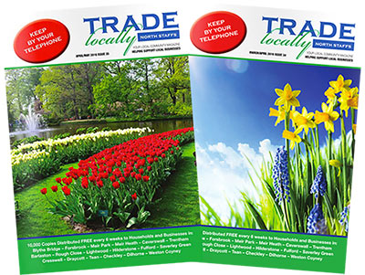 Trade Locally Covers